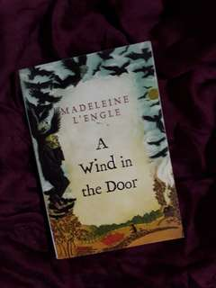 [Classic Sci-Fi] A Wind in the Door by Madeleine L'engle