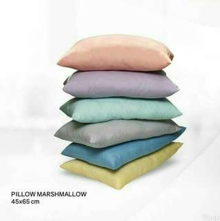 bantal marshmallow