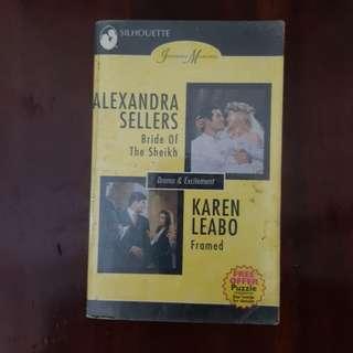 Karen Leabo Romance Books