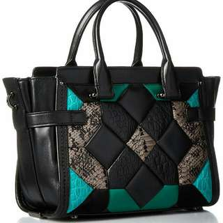 Coach swagger 27 quilted canyon tosca😍