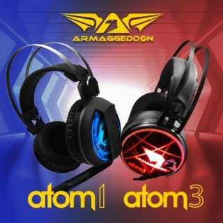 Gaming Headset Atom 3