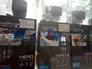 Kredit kamera Gopro proses cepat