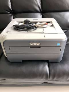 Brother Laser-Printing