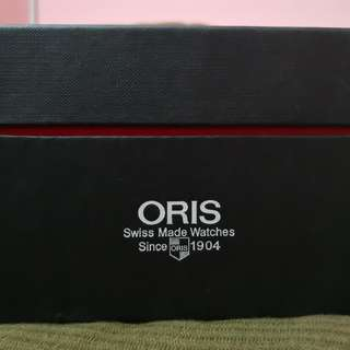 Oris Williams F1 team day date Ref.7560 blue carbon dial