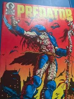 Predator #1. Second print. NM condition