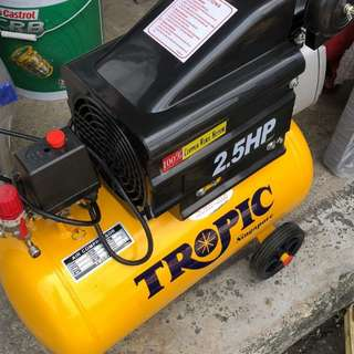 Tropic 2.5HP Air Compressor