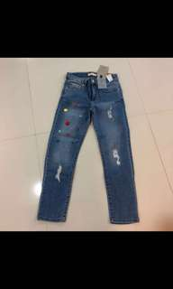 [Brand New] Zara Girls Jeans