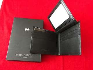 Braun Buffel Men's Wallet