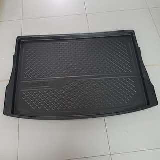 Volkswagen Golf mk 7  2013 accessories Bundle SALE  car mat,  boot tray,  brake and accelerator paddles cover & door sill