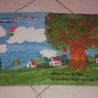 Interactive kids book