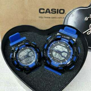 COUPLE G-SHOCK WITH CAN