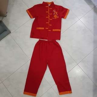 Traditional Chinese Costume for boy (9 to 10years)