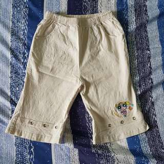 3/4 pants for 4-5 YO