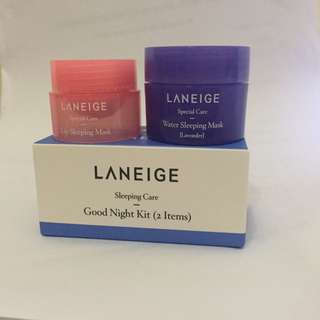 Laneige Good Night Kit ( 2 Items)