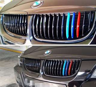 BMW 320i E90 Grill Clip-on