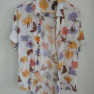 Insight floral top