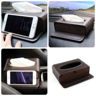 Car Tissue Box- Good Quality