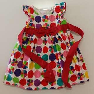 Preloved Laura Ashley Girl Dress