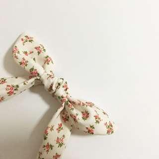 Handmade ribbon headband