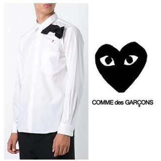BNWT COMME DES GARCONS DRESS SHIRT
