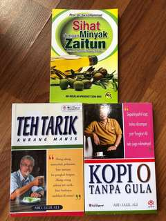 Buku Kesihatan oleh Abd Jalil Ali