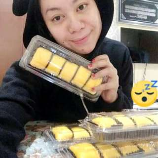 Durian crepe rm8