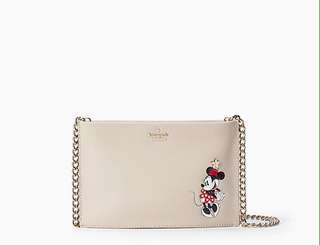 KATE SPADE NEW YORK MINNIE MOUSE