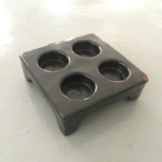 Small Square Candle Holder for SELL
