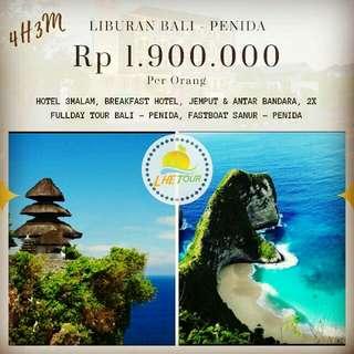 Liburan Bali - Penida