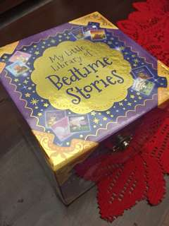 My Little Library of Bedtime Stories