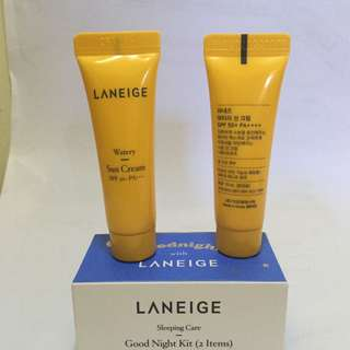 Laneige Watery Sun Cream SPF 50+ PA++++ 10 ml