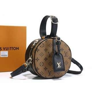 Louis Vuitton Petite Monogram Reverse Boite Chapeau