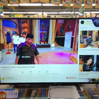 "Kredit LED tv akari 55"". promo free 1x cicilan"