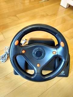 Dreamcast Racing Controller 軚盤