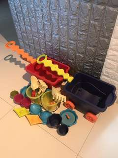Motherworks Beach Toys Set $50 Only