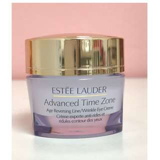 Estee Lauder Advanced Time Zone Age Reversing Line/Wrinkle Eye Creme 15ml