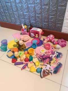 Girls Toys Set $30 Only