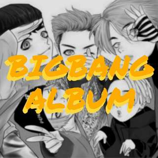 BIGBANG ALBUM pre-order
