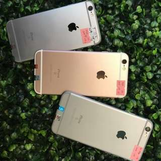 Iphone 6s 16gb Ready For Installment & Cash