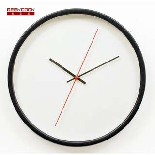 Clock, Minimalist, Scandinavian
