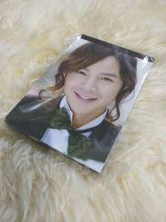 Jang Keung Suk notebook