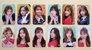 preorder | apink pink up photocards
