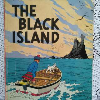 The Adventures of Tin Tin : The Black Island