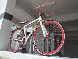 Andes Fixie bicycle DA400