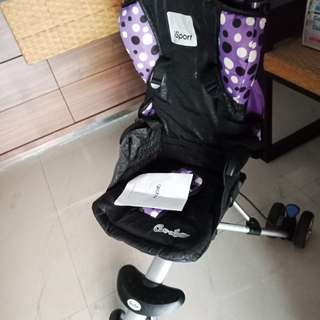 Stroller ISport Cocolate