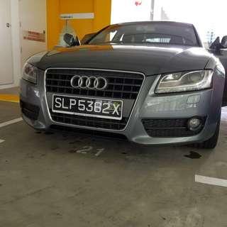 Audi A5 Sportback 1.8 Auto TFSI Multitronic