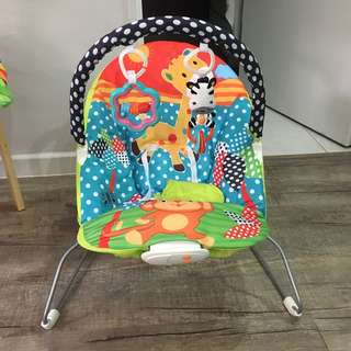 Shears baby playtime bouncer