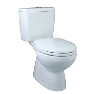 TOTO WC with ecoflush system. Also selling wall mounted Basin. Quality seat for your rest