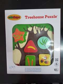 Edushape educational puzzle