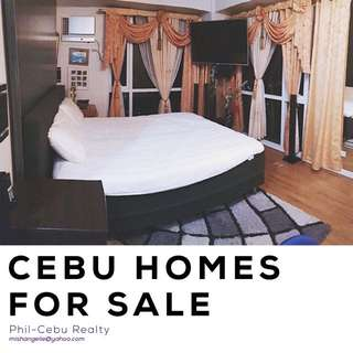 ANNOUNCEMENT: Cebu Homes For Sale (Facebook)